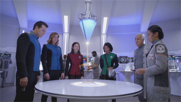 'THE ORVILLE' (2017) Trailer Gives Us A 'STAR TREK' Spoof AND An Actual 'GALAXY QUEST' TV Show!
