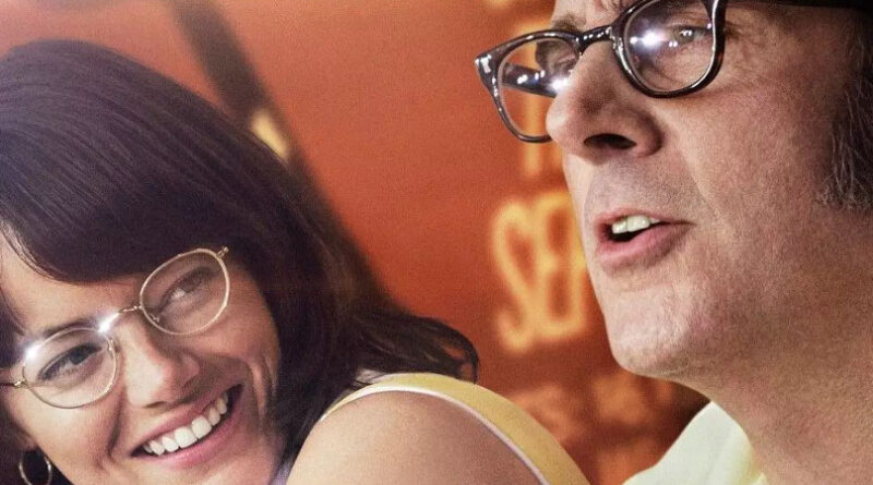 Movie Review: 'BATTLE OF THE SEXES' (2017)